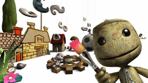 LBP Beta Levels Won't Work In Finished Game
