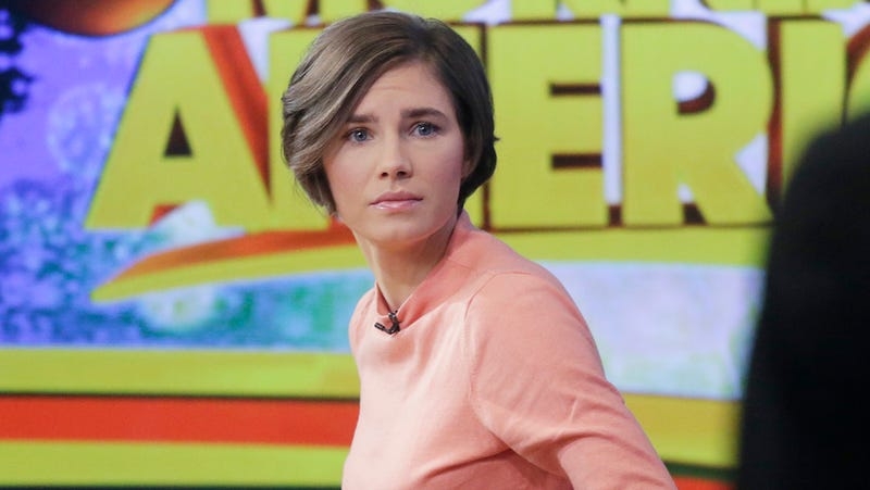 Italian Court Releases New Theory in Amanda Knox Murder Case
