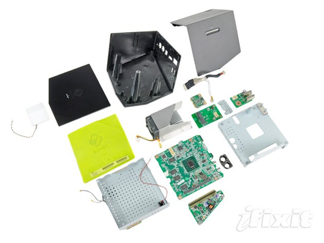 "Boxee Box is ""More Solid"" Than Logitech's Google TV Box and ""Rivals"" Apple TV, Says iFixit"