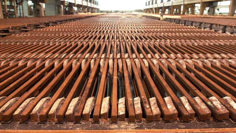 The High Price of Copper