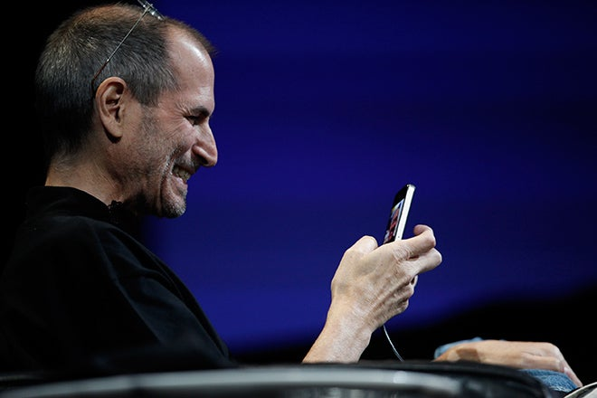 "Steve Jobs On Conflict Minerals: ""It's a Very Difficult Problem"""