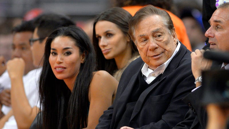 V Stiviano Says Donald Sterling Is Gay and She Was His Beard-Mistress