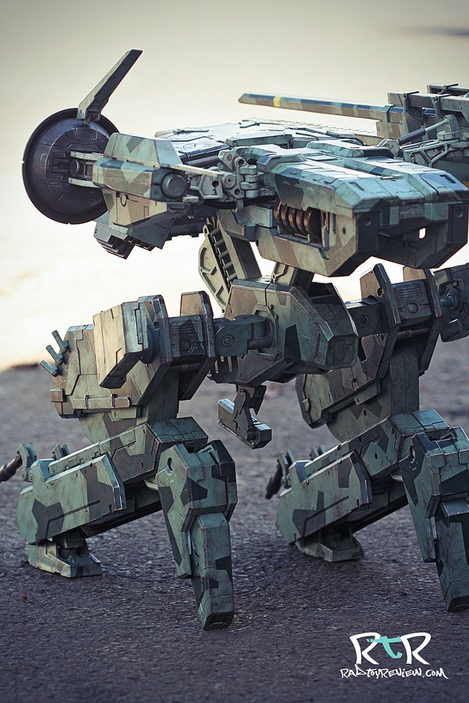 The Biggest, And Most Badass Video Game Toy Of All Time Is Finished