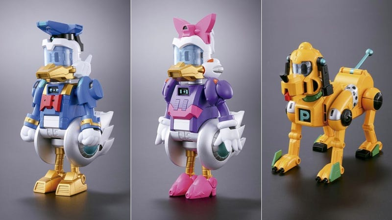 There's Now a Disney Voltron, and It's Fantastic