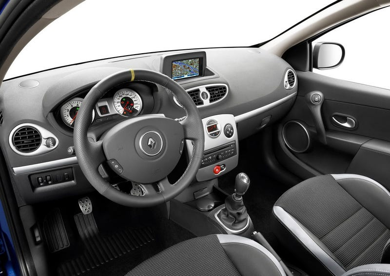 2009 Renault Clio Refreshed For Geneva