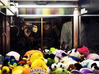 Child Rescued from Interior of Toy Claw Machine 'Was Happy to Be There'