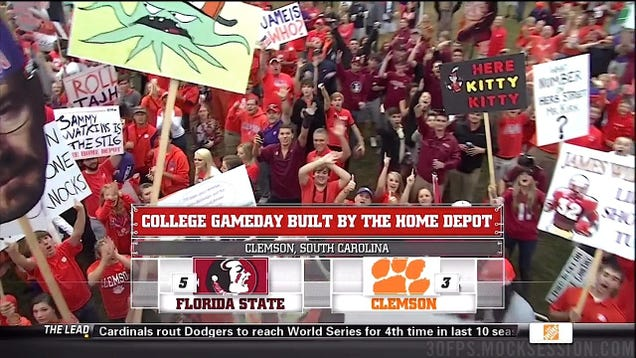 Awesome Fsu Pictures Awesome Your Clemson-fsu