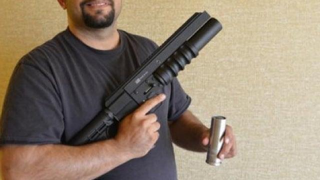 Build a Military-Grade Camera-Flinging Grenade Launcher for 500 Bucks