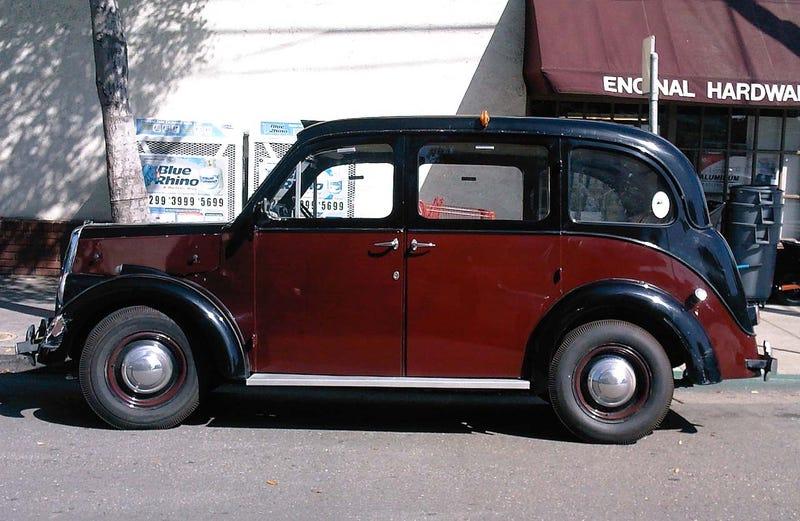 1937 Beardmore Taxi