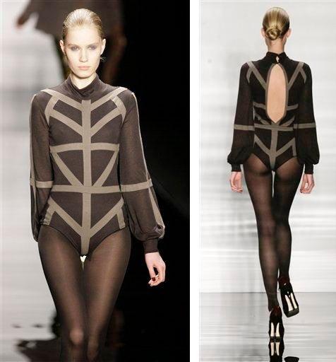 Futuristic Ninja Fashion Will Confound You