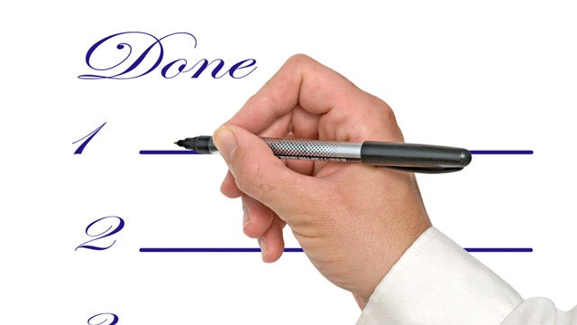"Use a ""Done List"" to Keep Yourself Feeling Efficient and Motivated"