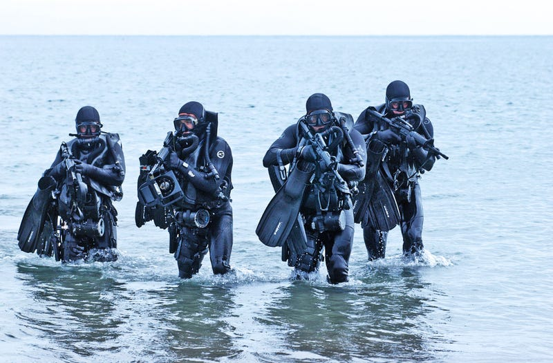 This Secretive Island Has Fake City For Navy SEALs To Train On