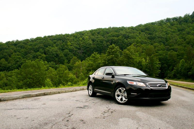 2010 Ford Taurus: First Drive