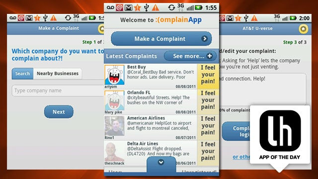 Complain App Is a Consumer Advocacy App That Makes Sure Your Complaints Are Heard
