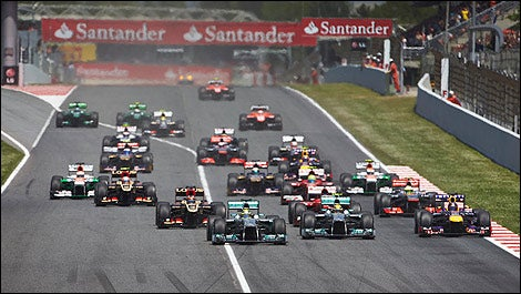 FIA looking for 12th F1 Team