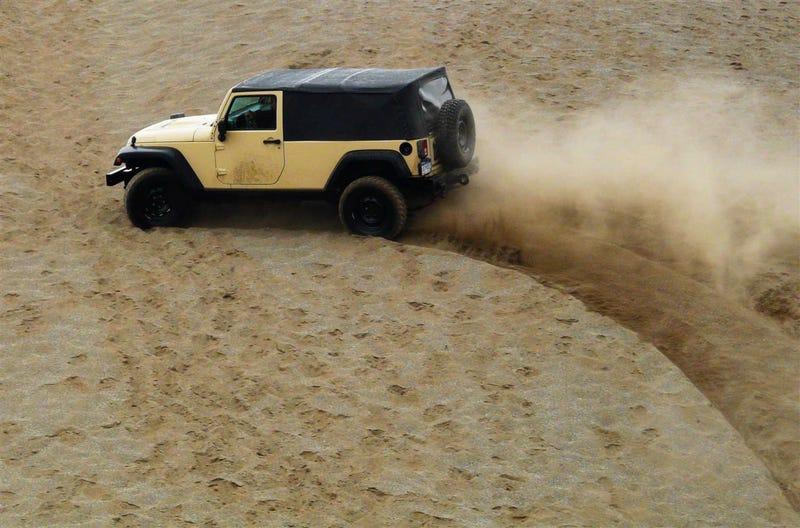 AEV J8 MILSPEC: Offroading Jeep's Forbidden Fruit