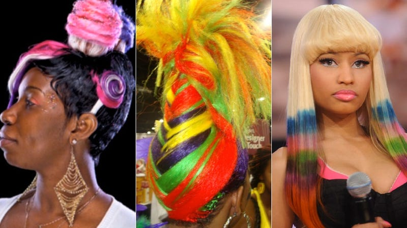 Getting To The Root Of Crazy Hair Colors