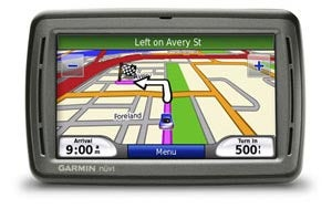 Garmin's 855 and 885T Nuvis, Maps for Life and Eco-Friendly Driving Software