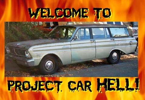 PCH, Personal Dilemma Edition: 1965 Ford Falcon Wagon