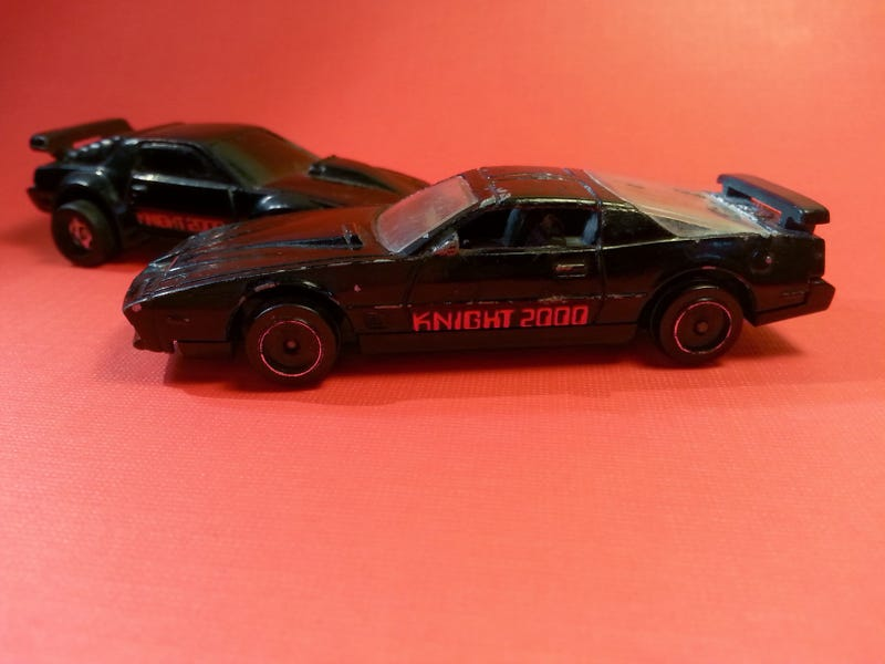 Vintage Hot Wheels (Michael Knight's Wild Ride)