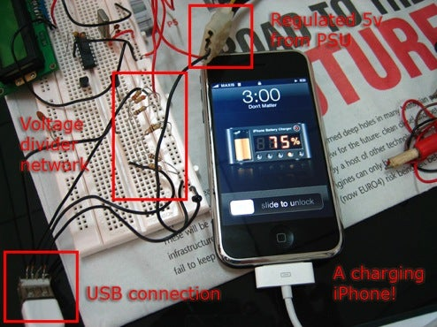 Simple Hack Turns USB Charger Units into iPhone Chargers