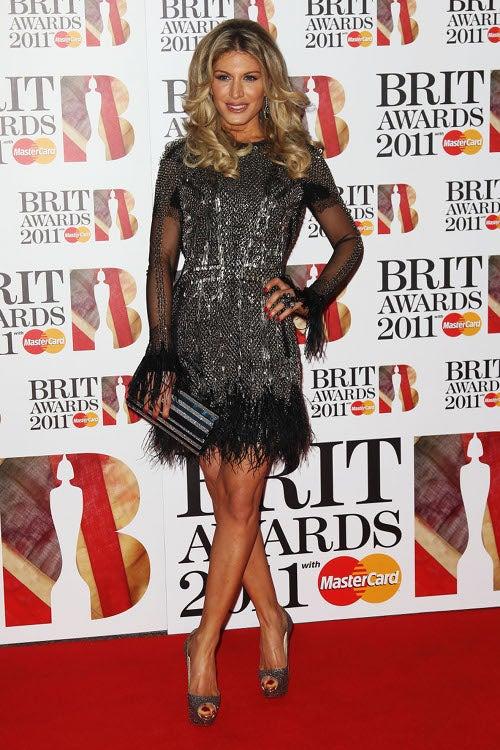 Brit Awards Are British, Stylish