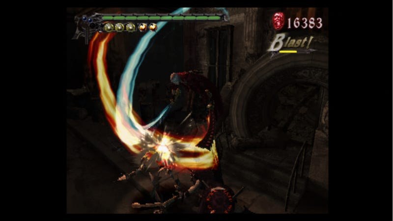 There is a Devil May Cry HD Collection in the Works, and This is What It Looks Like