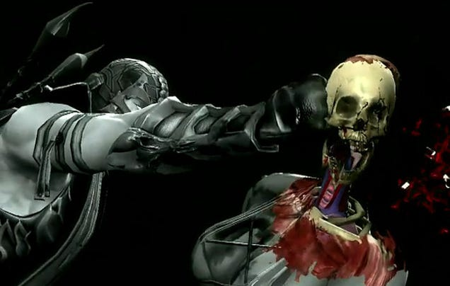 Why Mortal Kombat X Is So Gory