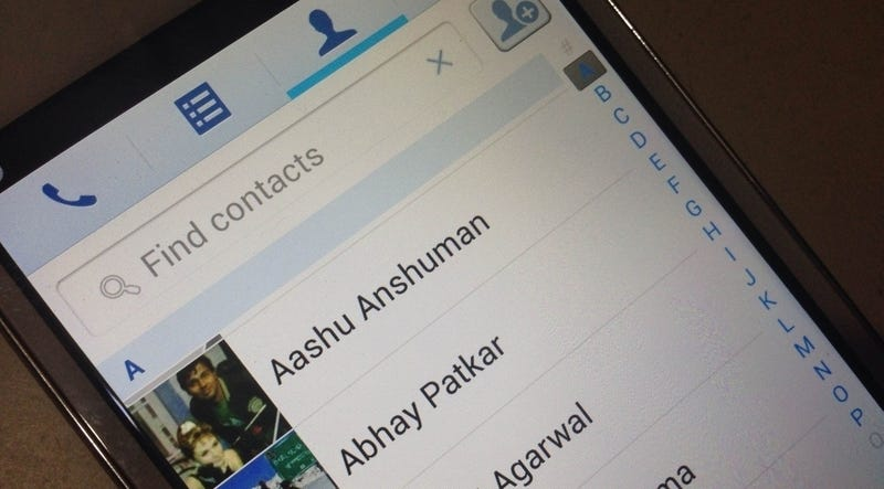 Create a Common Gmail Account to Sync Contacts in Everyone's Phones