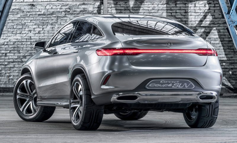 Sports Activity Coupe: A Niche Too Far?