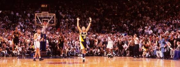 Whining Time: Reggie Miller, The Knicks, And The Prayer Of The Bitchy Girl