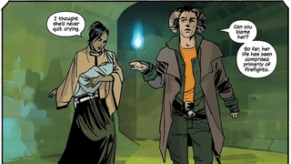 Saga # 1 Starts Off With a Bang (Spoilers)