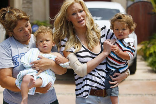 Jenna Jameson Assaulted By Boyfriend; More Lohan Legal Threats