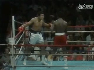 I Can't Stop Watching Muhammad Ali Dodge 21 Punches In 10 Seconds