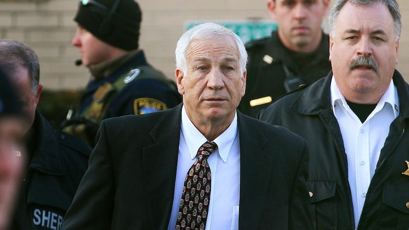 Jerry Sandusky's Charity Apparently Wasn't Shut Down Until Today