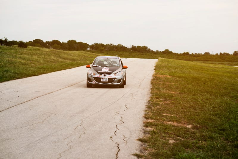 I drove a B-Spec Mazda2 and gave this story a really stupid title!