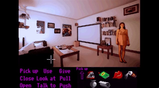 The Adventure Game Of The Future Uses Virtual Reality