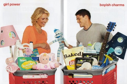 How Advertising Reinforces Mommy And Daddy's Roles