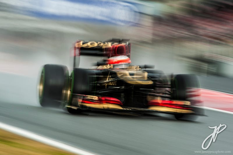 F1 Winter Testing at Barcelona