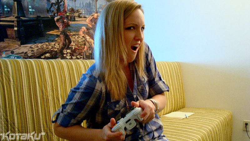 Game Developers Do Their Best Fake Gamer Impressions