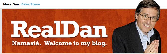 Fake Steve Starts Real Dan Lyons Blog