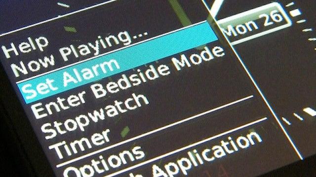 Most Popular Alarm Clock: Your Smartphone