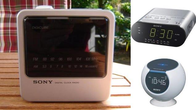 Requiem For A Clock Radio: Sony Dream Machine Discontinued