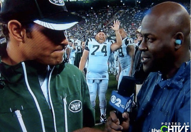 Here's Another NFL Preseason Photobomb
