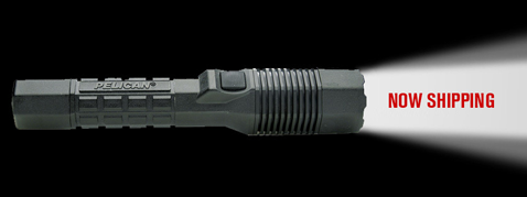 Pelican 7060: Own the Official LAPD Flashlight
