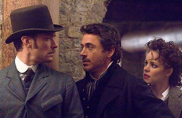 Sherlock Holmes Brings On The Steampunk Tweed Hotness