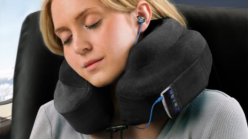 Your Favorite Travel Pillow Is the Cabeau Evolution
