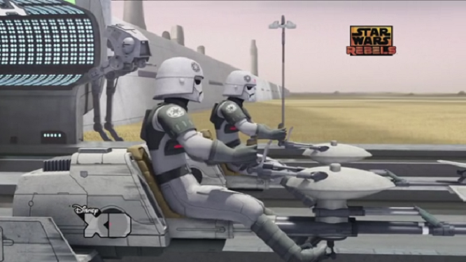 Watch The First Seven Minutes Of Star Wars Rebels