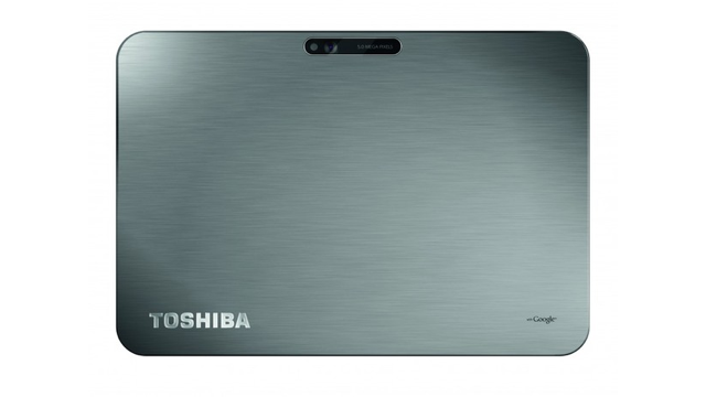 Toshiba AT200 'Excite' Is the Thinnest Tablet Yet