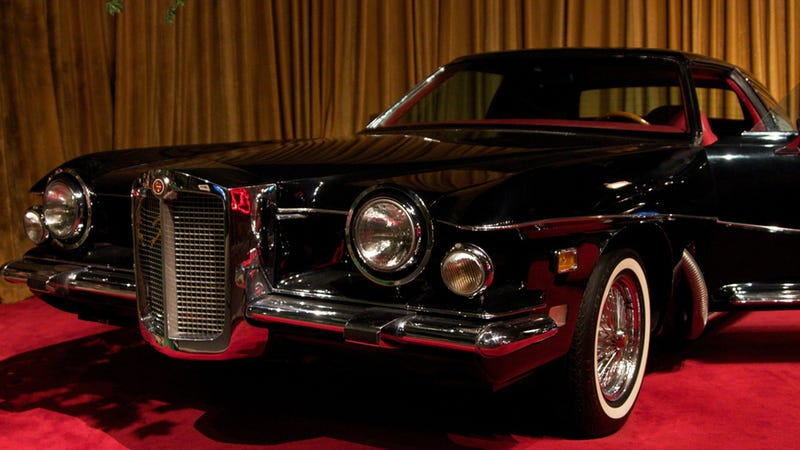 What's The Most Ridiculous Rock Star's Car?